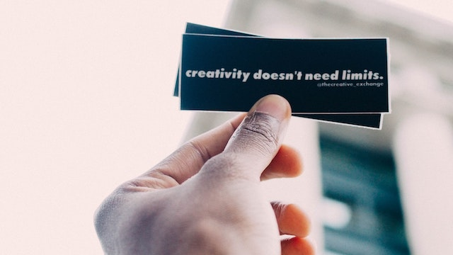 The modern day Business card