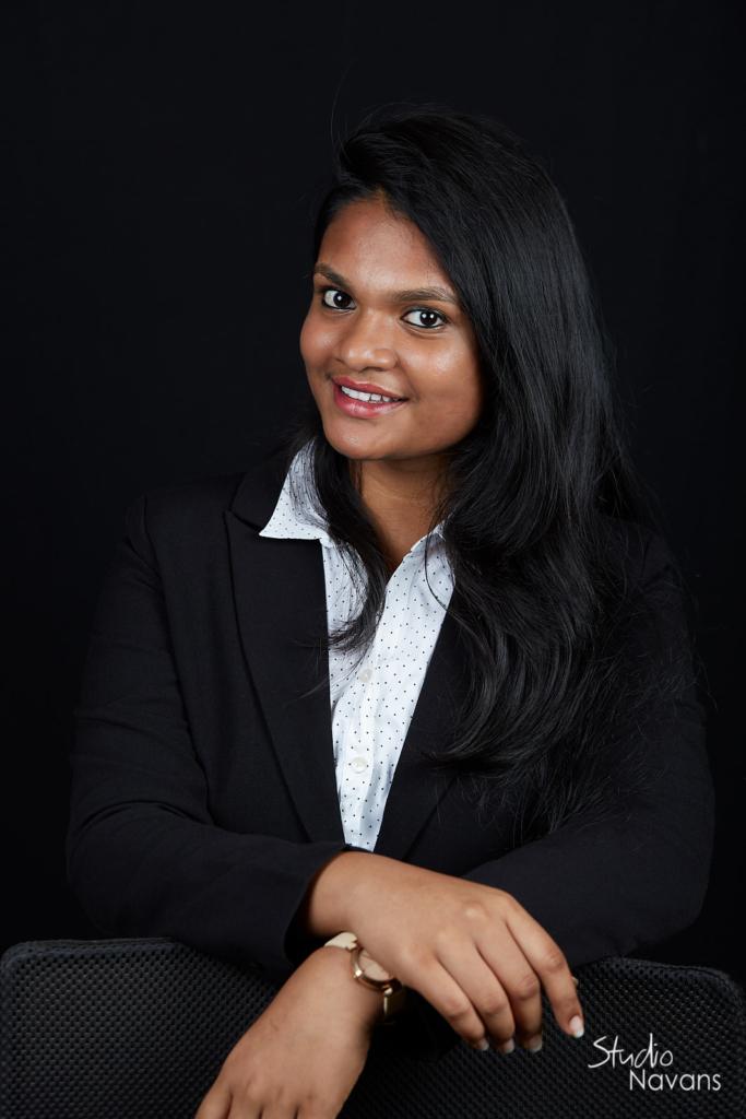 Portrait of Krithya
