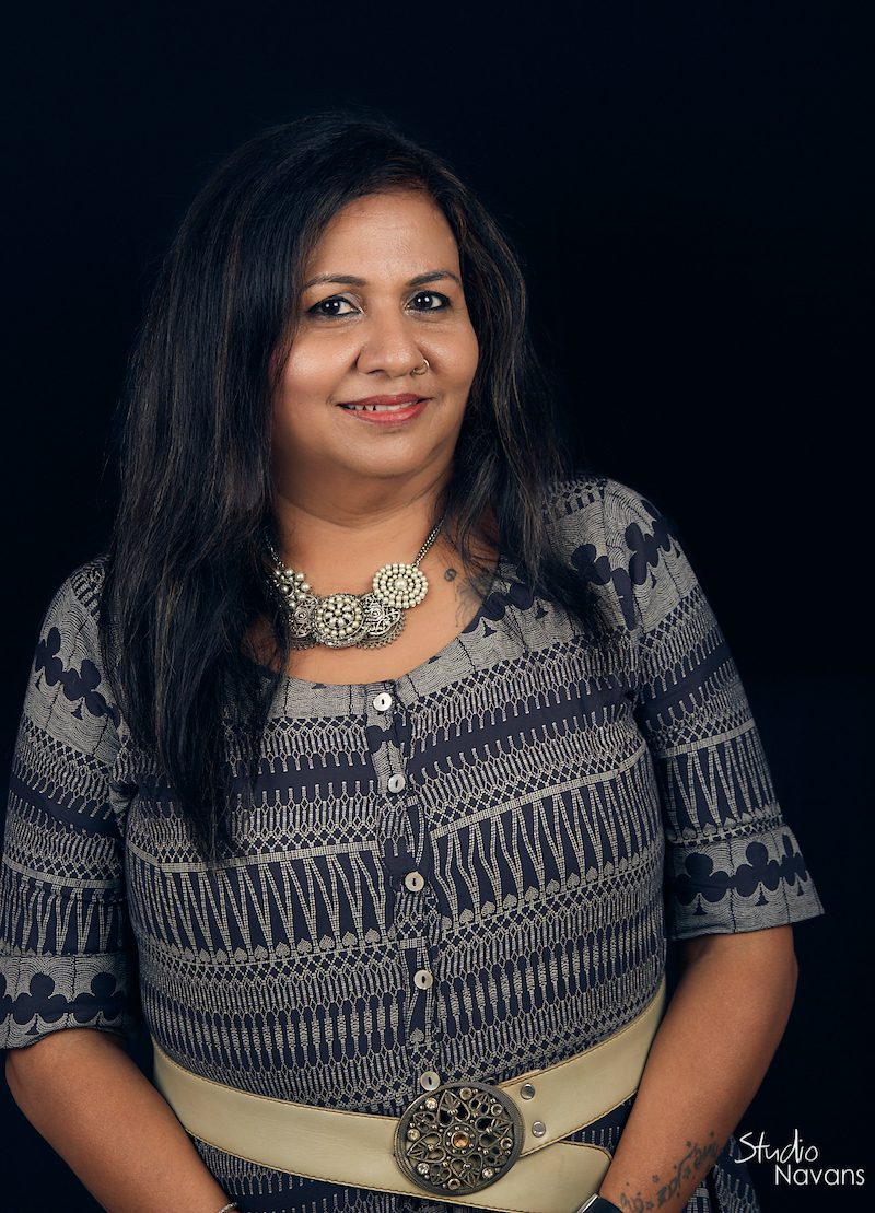 Business Portrait of Sujitha